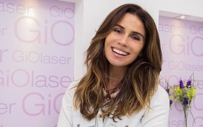 Giovanna Antonelli e a cirurgiã plástica Camilla Moreira Pillar são donas da clínica de estética Giolaser