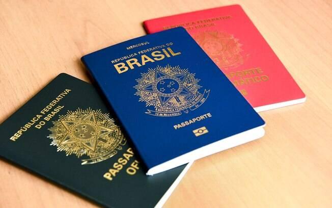 O passaporte diplomático garante privilégios em viagens ao exterior