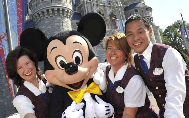 Disney, em Orlando