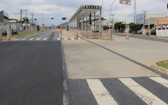 BRT Ouro Verde tem mais 2 km de corredores liberados nesta sexta