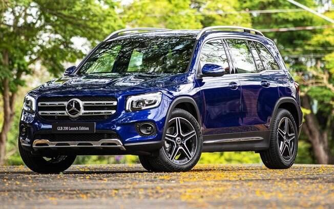 Mercedes-Benz GLB 200: inédito SUV de sete lugares chega ao Brasil com motor 1.3 turbo