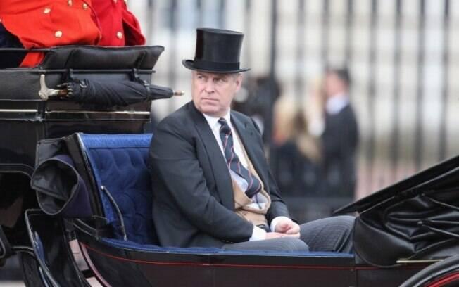 Príncipe é o quinto na linha de sucessão do trono britânico