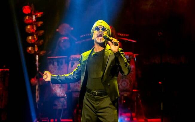 O cantor gravou música que será lançada na Parada Gay de Madrid