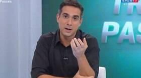 Gustavo Villani ignora bronca e dá detalhes sobre o jogo
