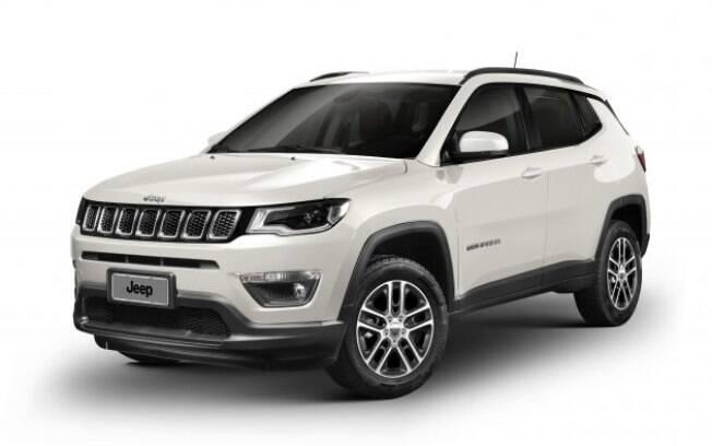 O novo Jeep Compass passa a contar com mais equipamentos na versão 2020. Confira as mudanças abaixo