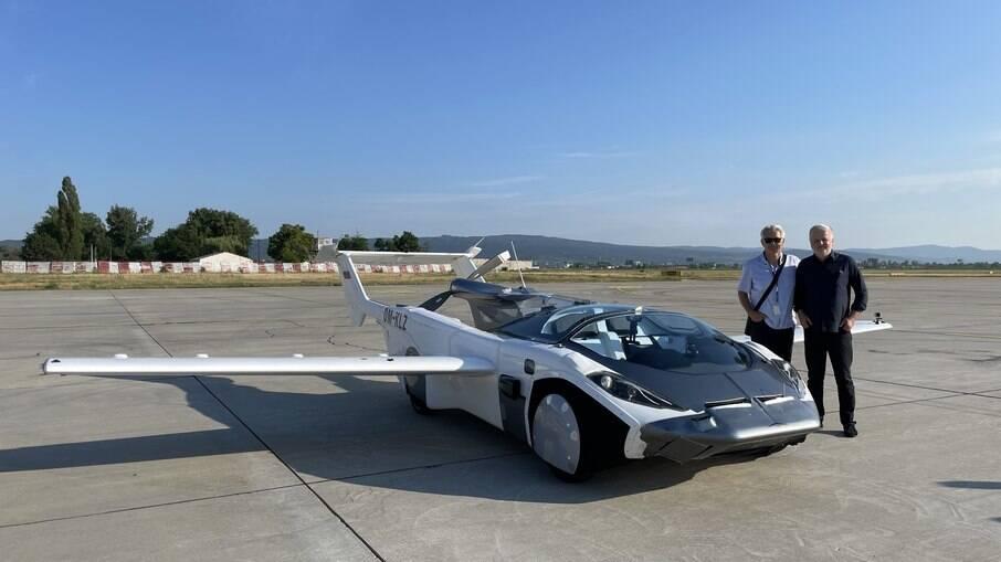 O AirCar Prototype 1 fez seu voo inaugural no final de 2020 e, desde então, registrou 142 pousos bem-sucedidos