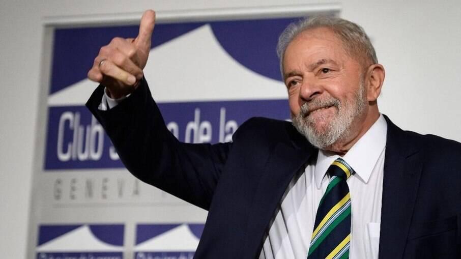 Lula segue como favorito para 2022