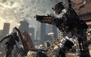 Um cachorro quase derruba um helicóptero no novo trailer de Call of Duty: Ghosts - Home - iG