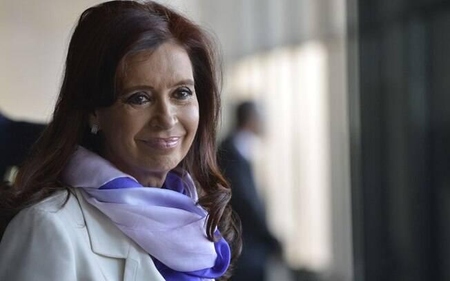 Ex-presidente da Argentina, Cristina Kirchner se disse vítima de ataques por parte do atual governo, de Mauricio Macri