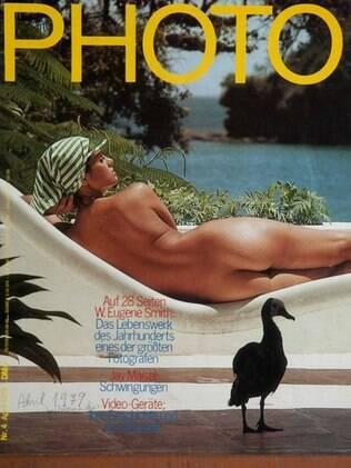 Prestígio internacional: capa da alemã Photo, abril de 1979