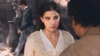 Pilar surpreende, engole o orgulho e pede Tonico em casamento