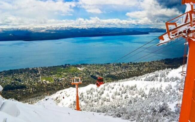 Bariloche, na Argentina, pode ter graves problemas com a ausência de turistas na temporada de inverno