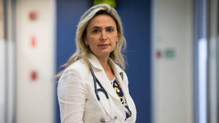 Cardiologista e intensivista Ludhmila Hajjar, cotada para o Ministério da Saúde