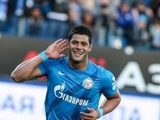 Apesar de muito contestado, Hulk segue como titular na seleção e pode parar no Real Madrid