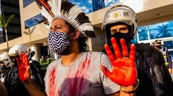 Número de indígenas assassinados no governo Bolsonaro é o maior em 25 anos