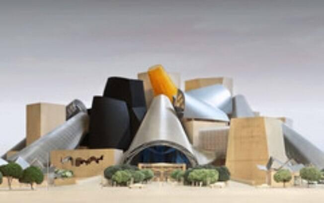 Guggenheim Abu Dhabi previsto para ser concluído até 2025