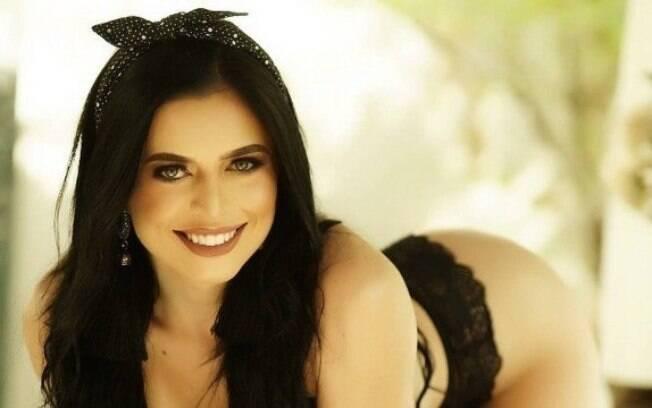 Flávia foi presa por suspeita de envolvimento com o tráfico