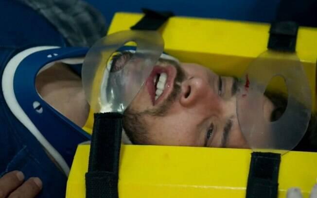 Giovanni é ferido ao impedir atentado contra a vida de Aparício
