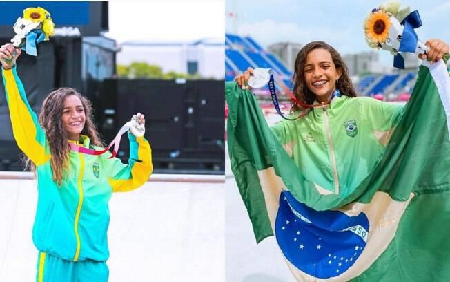 Os 3 momentos mais emocionantes dos brasileiros nas Olimpíadas