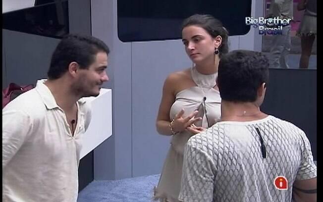 Brothers falam mal de João Carvalho