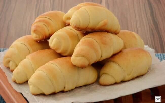 Pãozinho de minuto caseiro para saborear no dia a dia