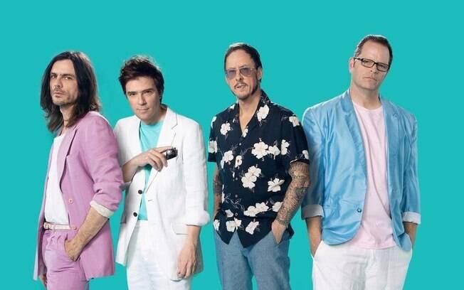 Weezer é uma das atrações do Itaipava Som e Sol que acontece em São paulo em setembro e outubro