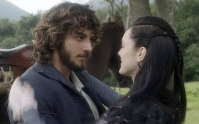 Anna e Joaquim planejam fugir