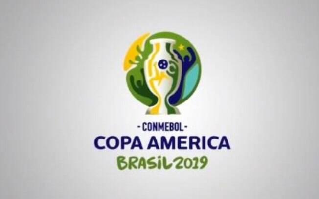 Logo da Copa América de 2019