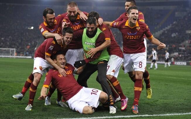Roma deve 339 milhões de euros (R$ 886 milhões) e é o primeiro italiano da lista, o oitavo na Europa