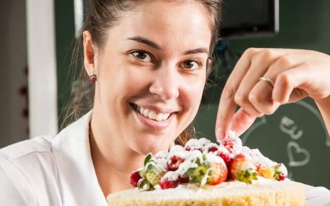 Joyce Galvão acredita no poder de um bom forno e que confeitaria é técnica aliada à sensibilidade. Foto: Divulgação.