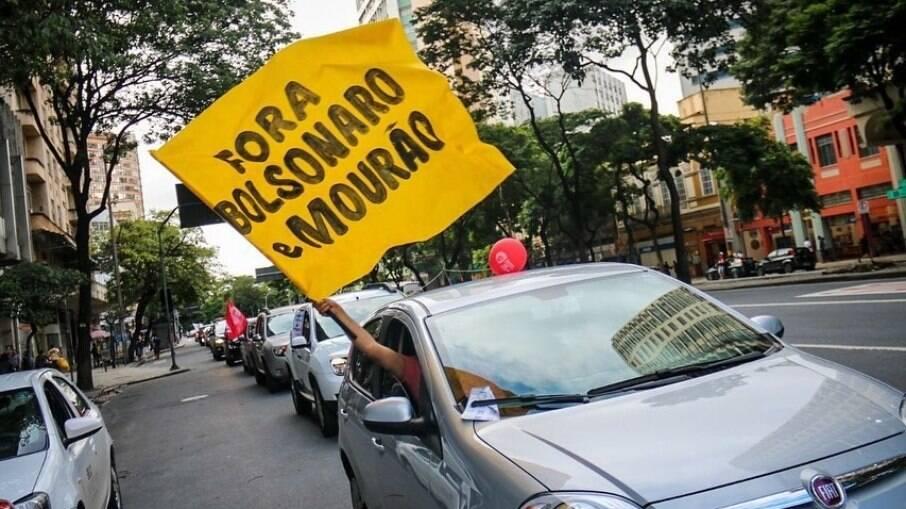 Protetos contra Bolsonaro estão agendados para o próximo sábado (02) em São Paulo