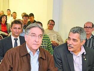 Fernando Pimentel se reuniu com representantes dos Correios