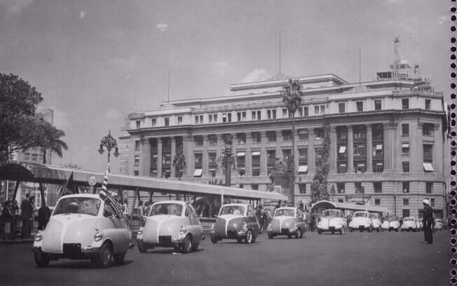 O lançamento oficial do Romi-Isetta aconteceu em São Paulo em 5 de setembro de 1956.
