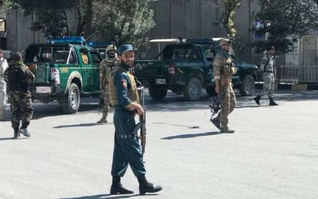 Bombardeio atingiu mercado na região sul do Afeganistão.