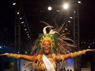 Nathália Moreno, 2ª Princesa do Carnaval de BH 2015