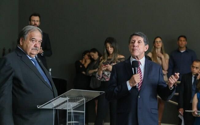 David Uip, coordenador do centro de contingência do coronavírus em São Paulo