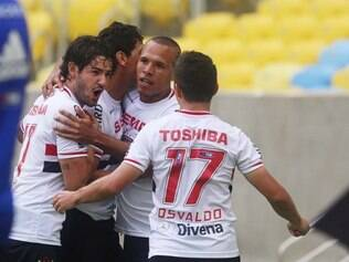 Embalado por triunfo sobre o Flamengo, também no Maraca, São Paulo vai em busca de nova vitória