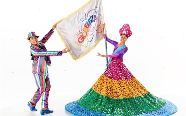 Nova vinheta do carnaval da Globo mostra a cultura em diversos países