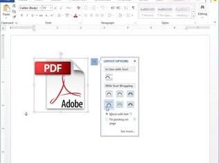 Word melhorou suporte a PDFs