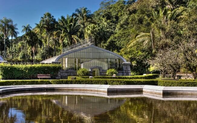 Para um passeio mais romântico, aposte num pique-nique no Jardim Botânico