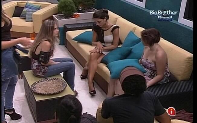 Confinados revelam os possíveis campeões do reality
