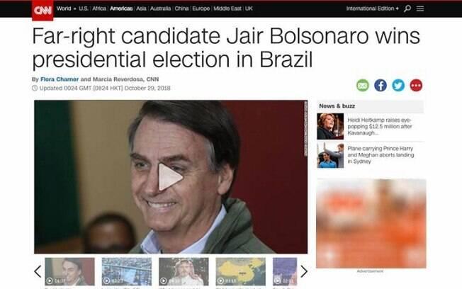 Comparação com o Donald Trump é recorrente em matérias da imprensa internacional sobre Bolsonaro