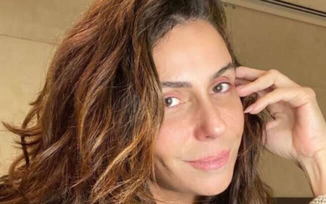 Giovanna Antonelli é criticada nas redes sociais