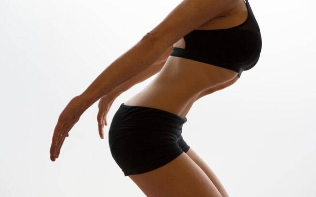 Exemplo de abdominal hipopressivo