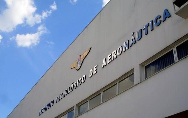 Instituto Tecnológico de Aeronáutica (ITA), em São José dos Campos. Foto: Divulgação/Jorge Gripp/ITA