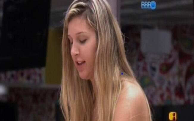 Tatiele flerta com Bial: