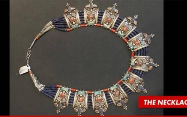 Leonardo DiCaprio queria comprar um colar e foi confundido com um ladrão