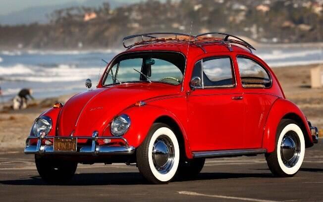 Em fim, o VW Fusca