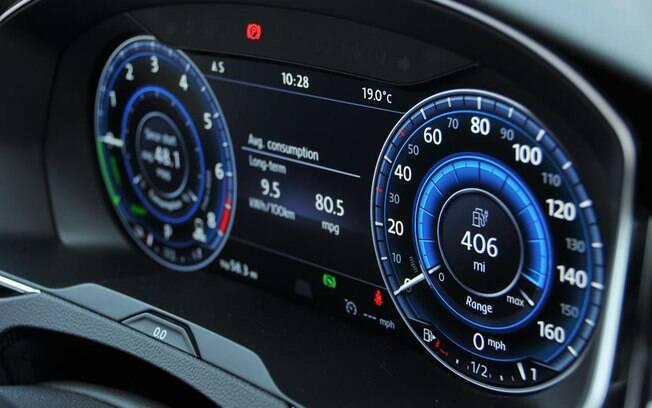 Computador de bordo pode ser determinante para garantir melhor consumo de combustível