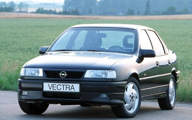Opel Vectra Turbo 4x4